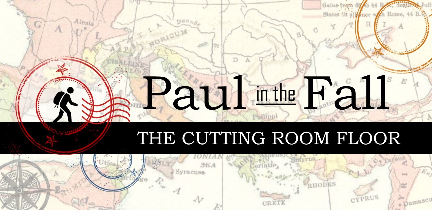 The Cutting Room Floor : Edition 1 - First Presbyterian Church